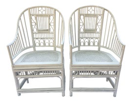 Image of Chinese Side Chairs