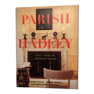 Parish Hadley Sixty Years of American Design Book For Sale