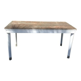 Vintage Industrial Dining Table or Desk