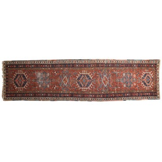 "Vintage Karaja Rug Runner - 2'10"" X 10'3"" For Sale"