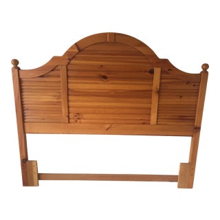 Lexington Cottage Collection Full Size Headboard For Sale
