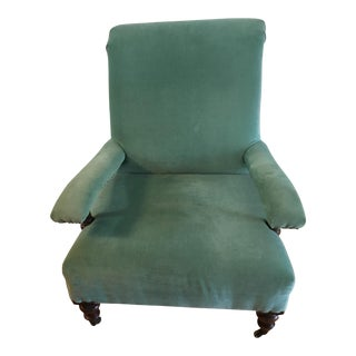 Modern Vintage Style Upholstered Chair