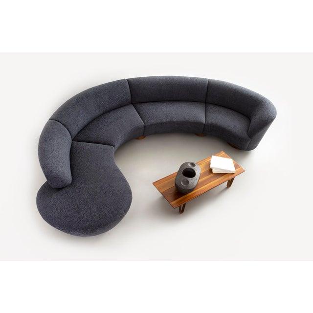 Vladimir Kagan for Directional Cloud Sectional Sofa For Sale - Image 9 of 9