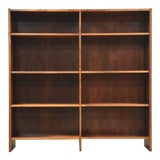 Image of Danish Modern Rosewood Bookcase For Sale