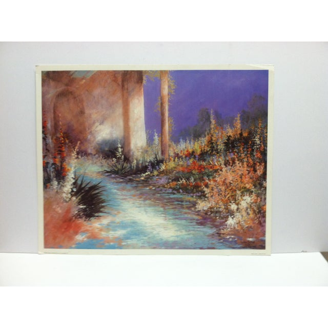 """1989 """"Sante Fe Trail"""" Jamie Carter Limited Edition Print For Sale In Pittsburgh - Image 6 of 6"""