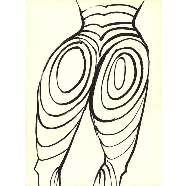Modern 1968 Derriere le Miroir no.173 Lithograph by Alexander Calder For Sale - Image 3 of 3