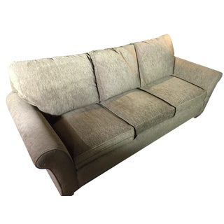 1980s Stickley Fine Upholstery Collection Essex Sofa
