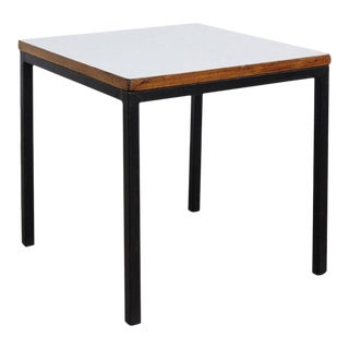 Florence Knoll T-Angle Side Table, circa 1950