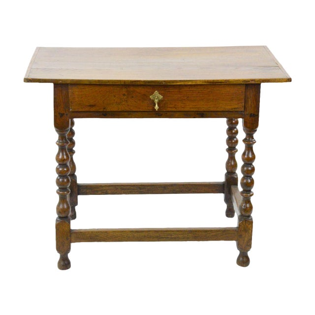 Antique Jacobean Style Tavern Table - Image 1 of 8