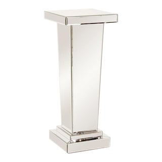 Kenneth Ludwig Chicago The Tapered Mirrored Pedestal For Sale