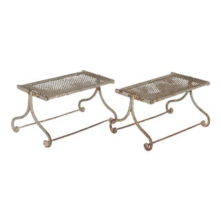 Metal Foot Rest For Sale
