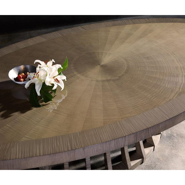 Contemporary Contemporary Matsuoka Opera Dining Table For Sale - Image 3 of 5