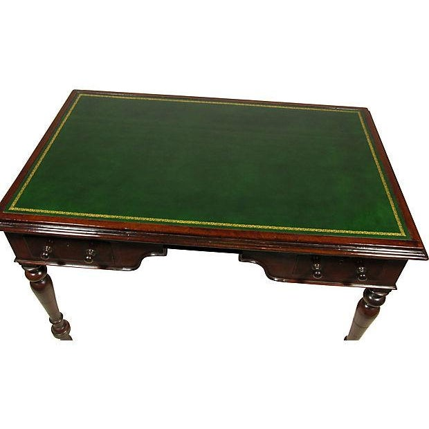 19th Cemtury British Colonial Writing Table - Image 4 of 7