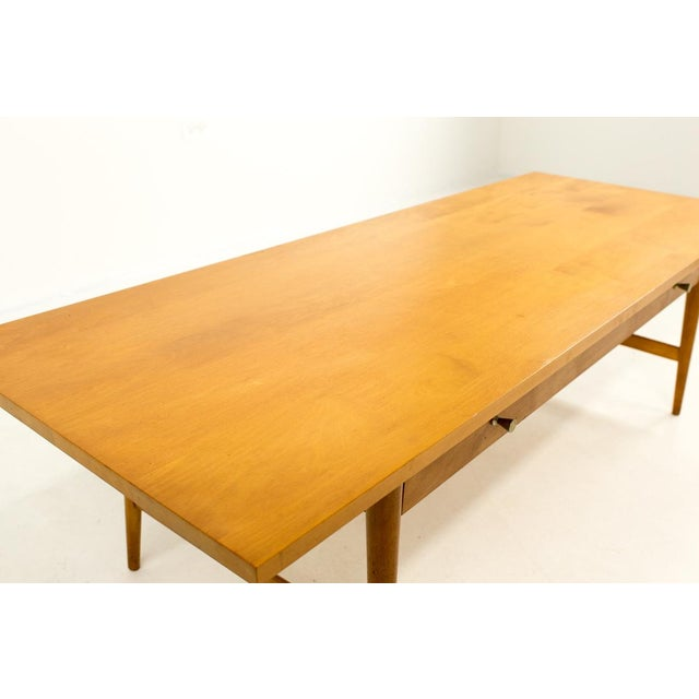 Mid-Century Modern Paul McCobb Planner Group Coffee Table For Sale In Chicago - Image 6 of 11