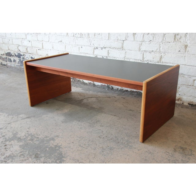 Jens Risom Design Jens Risom Mid-Century Modern Coffee Table or Bench For Sale - Image 4 of 9