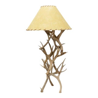 Antler Style Table Lamp