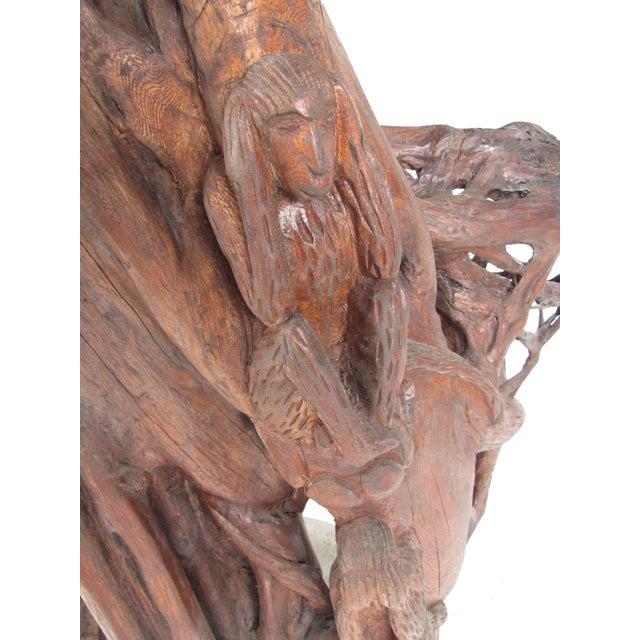Impressive Tribal Sculpture For Sale - Image 10 of 11