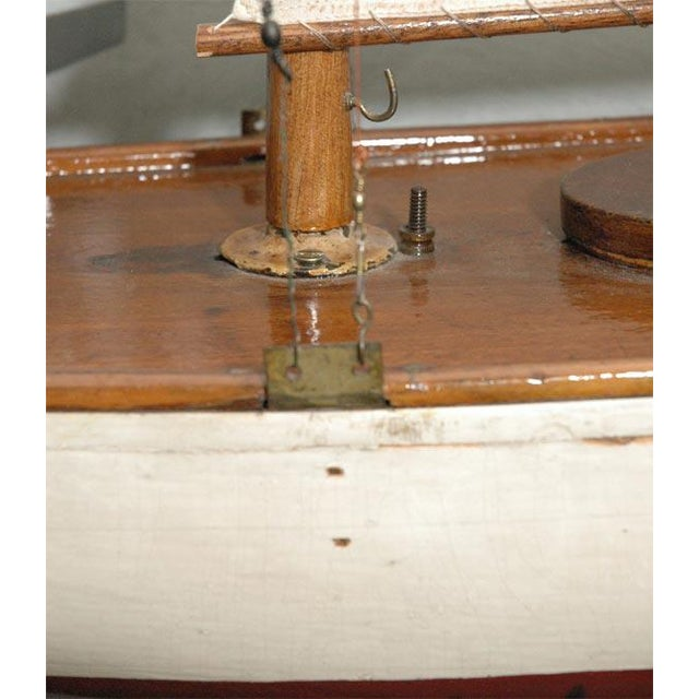 Large American Pond Boat For Sale - Image 5 of 8