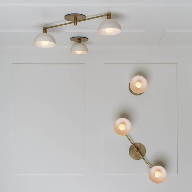 Trapeze 2 Sconce by APPARATUS - Image 3 of 6