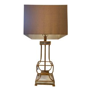 Cyan Pinkston Table Lamp For Sale