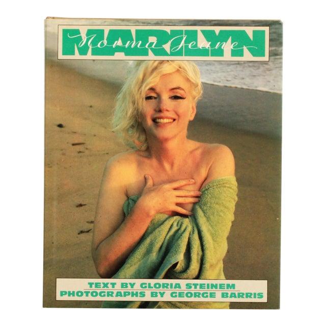 Vintage Marilyn Monroe Hardcover Book by Gloria Steinem For Sale