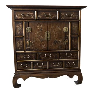 Chinoiserie Buffet / Storage Chest For Sale