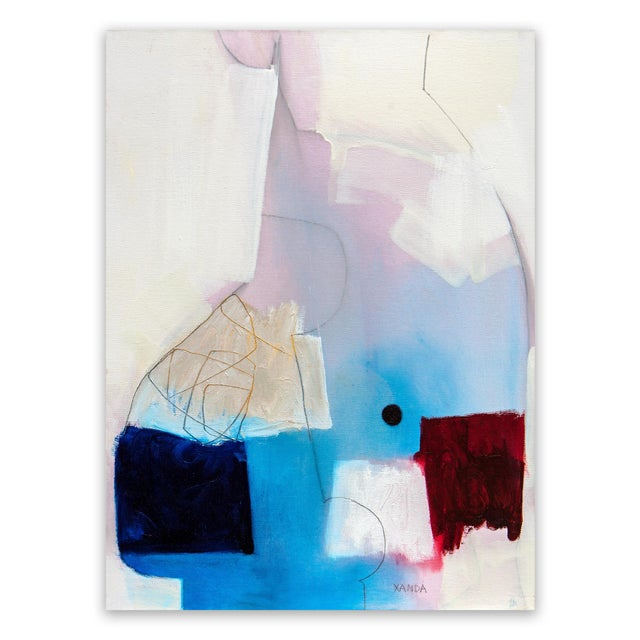 """Xanda McCagg Xanda McCagg """"Stand"""", Painting For Sale - Image 4 of 5"""