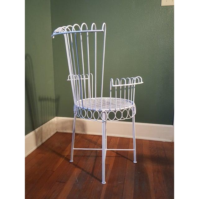 Iron Armchairs by Mathieu Mategot Model Cap d'Ail - A Pair - Image 7 of 11