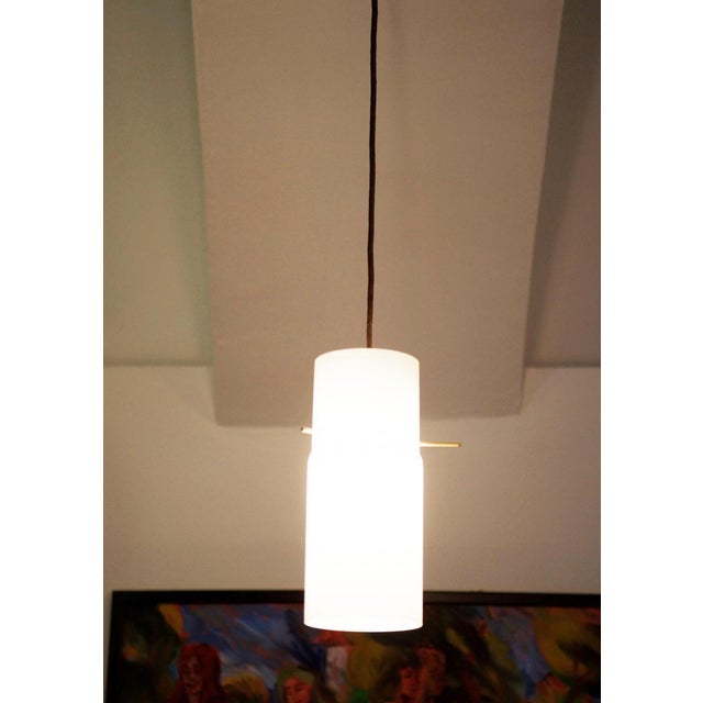 Excellent frosted glass pendant lamp by jt kalmar for kalmar 1960s frosted glass pendant lamp by jt kalmar for kalmar 1960s image 5 of 11 aloadofball Choice Image