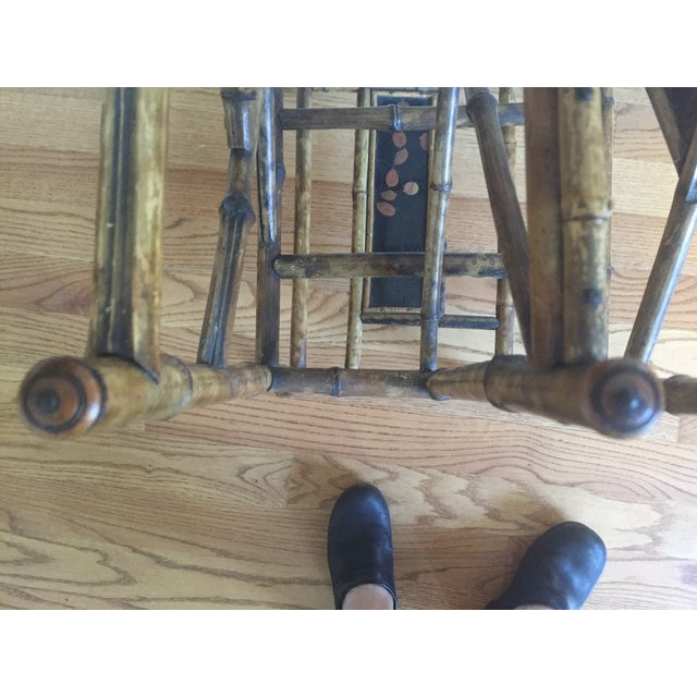 1880s French Bamboo Umbrella Stand - Image 7 of 7