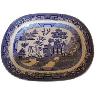 Buffalo Pottery Platter For Sale