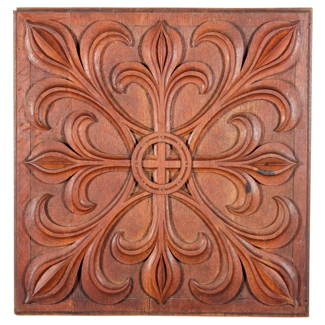Gothic Revival Panel From Cher's Malibu Residence - Image 1 of 6
