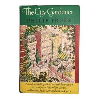 """The City Gardener"" Book"