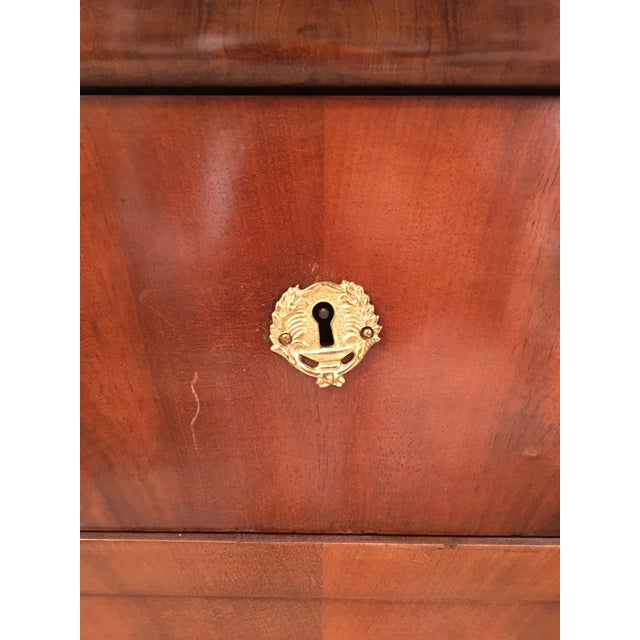 Marble Chest of Drawers with Marble Top For Sale - Image 7 of 9