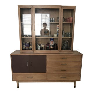 1960s Contemporary Drexel Biscayne Hutch