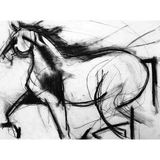 Horse Drawing #3 For Sale