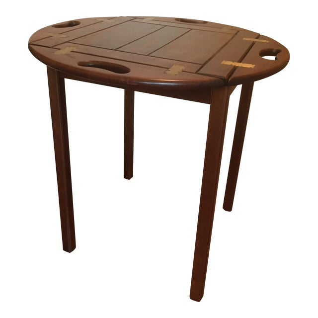 20th Century Bombay Butler Tray Table For Sale