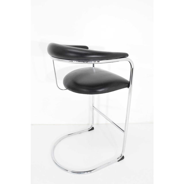Anton Lorenz for Thonet Bar Stool For Sale In Dallas - Image 6 of 11