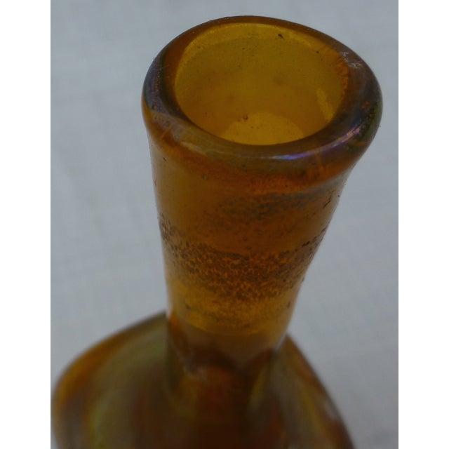 Vintage Studio Glass Bud Vase - Image 7 of 7