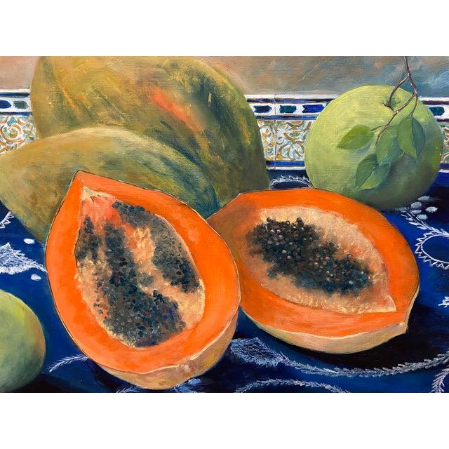 "Beautiful still life titled ""La Cocina Cubana"" (The Cuban Kitchen) by award winning Cuban artist Carmen Galigarcia...."