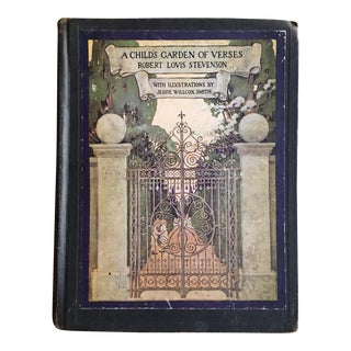 "1905 ""A Child's Garden of Verses"" by R.L.Stevenson For Sale"