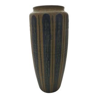 Japanese Studio Pottery Vase by John DIX