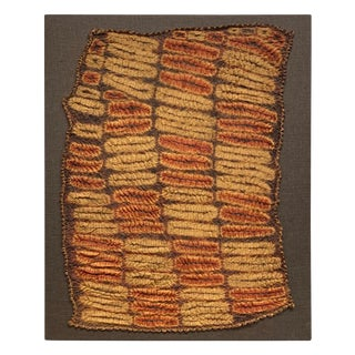 Tribal Dida Tie-Dyed Ceremonial Kerchief For Sale