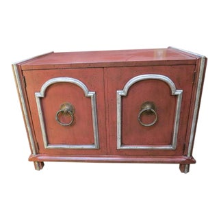 1970s Vintage Art Deco Style Cabinet For Sale