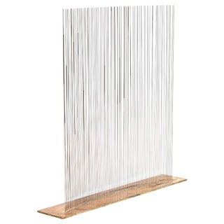 Bertoia Studio 90 Rod Sound Sculpture For Sale