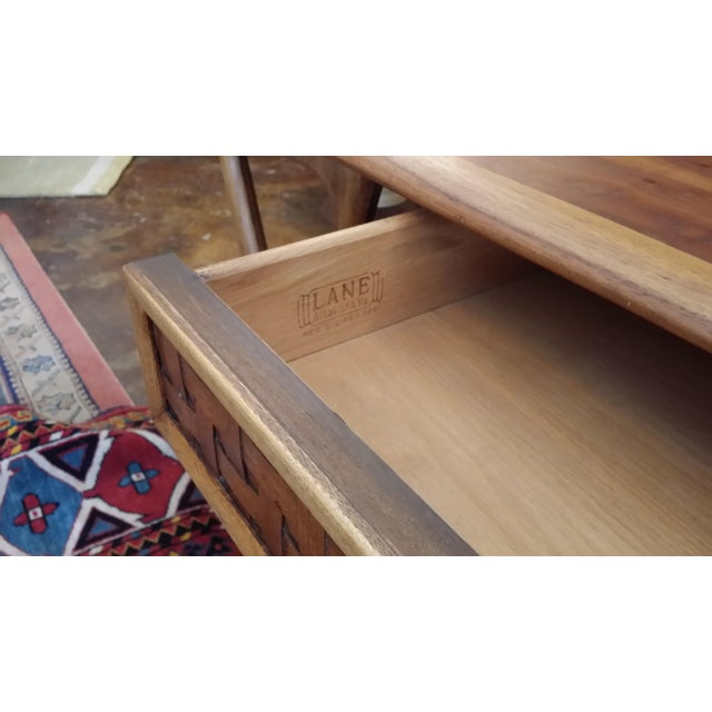 Lane Wooden Coffee Table - Image 8 of 8