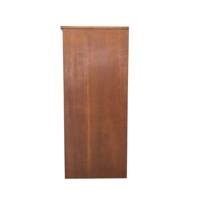 Mid Century Modern Tall Dresser by John Stuart for Johnson Furniture For Sale - Image 10 of 13