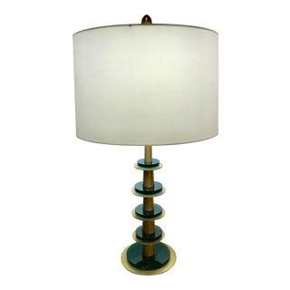Celerie Kemble for Arteriors Pyre Lamp For Sale