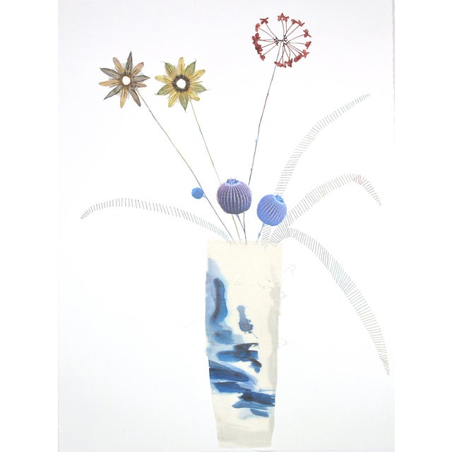 """2010s Marilla Palmer """"Water in the Desert"""" For Sale - Image 5 of 5"""