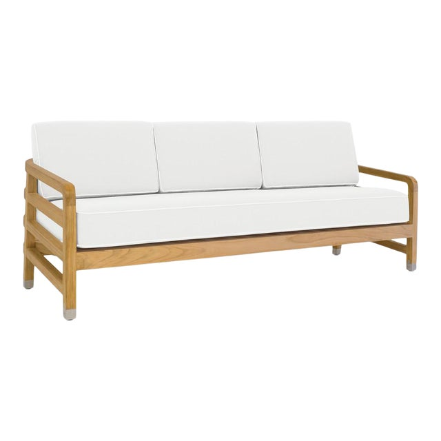 """Summit Furniture Linley Large Sofa_75"""" For Sale"""